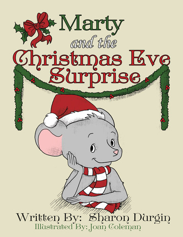 Marty and the Christmas Eve Surprise Book Blast