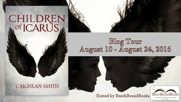 Children of Icarus Blog Tour & Giveaway