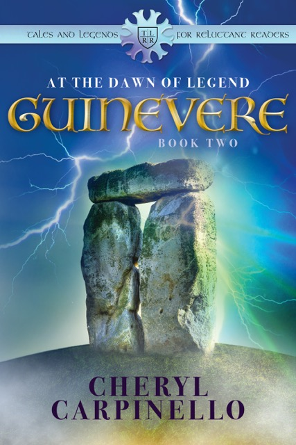 Guinevere Dawn of Legend Cover FINAL Apple & B&N