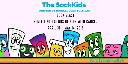 SockKids Book Blast