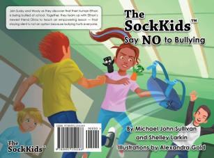 Sockkidssaynotobullyingcover