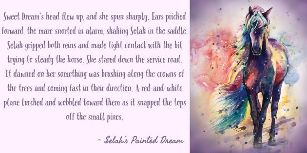 Selah's Painted Dream Snippets