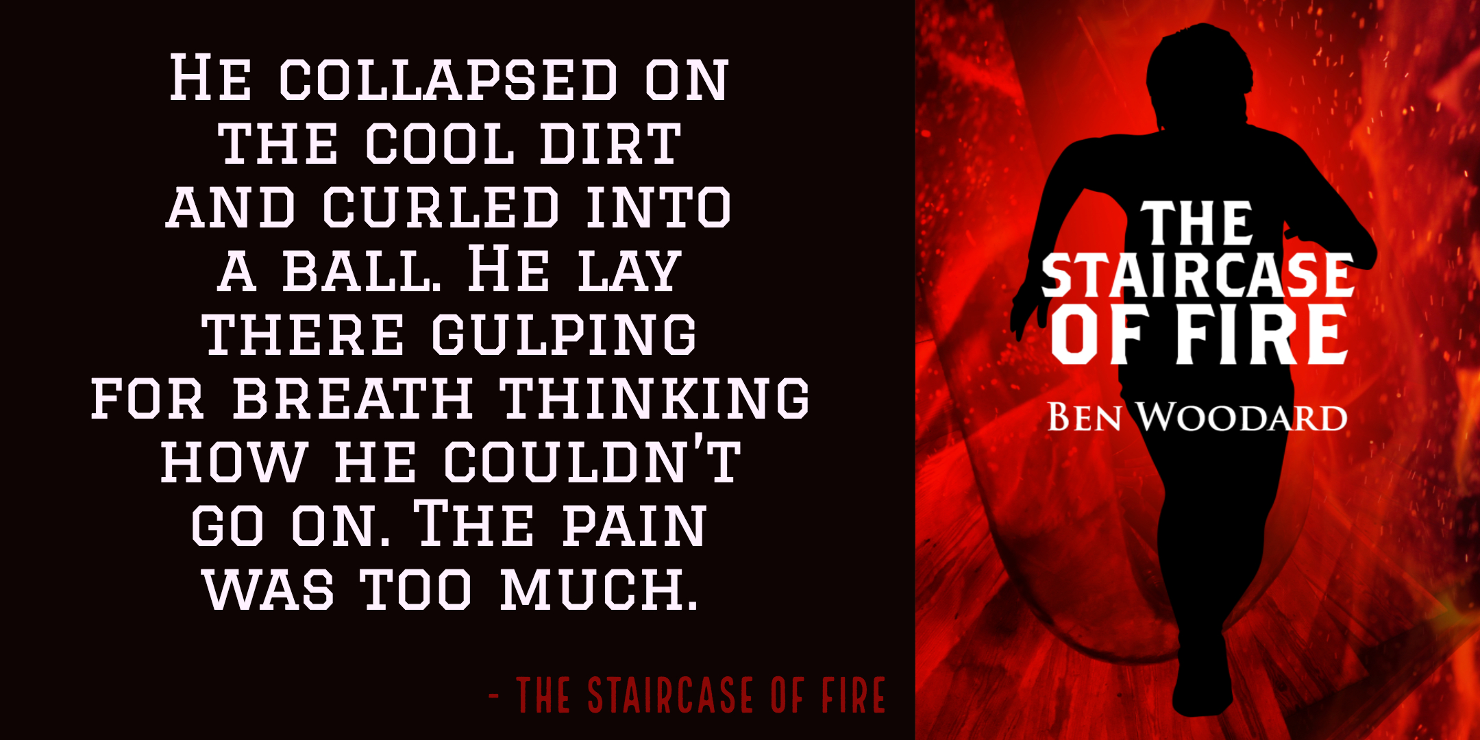 Staircase of Fire excerpts (1)
