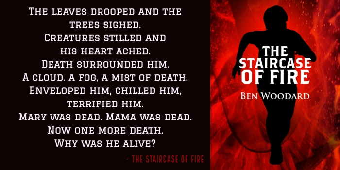 Staircase of Fire excerpts